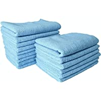 SOFTSPUN Microfiber Ultra Absorbent Hand & Face Towel Wipes, Small, 20 cm X 30 cm (8X12 Inch)