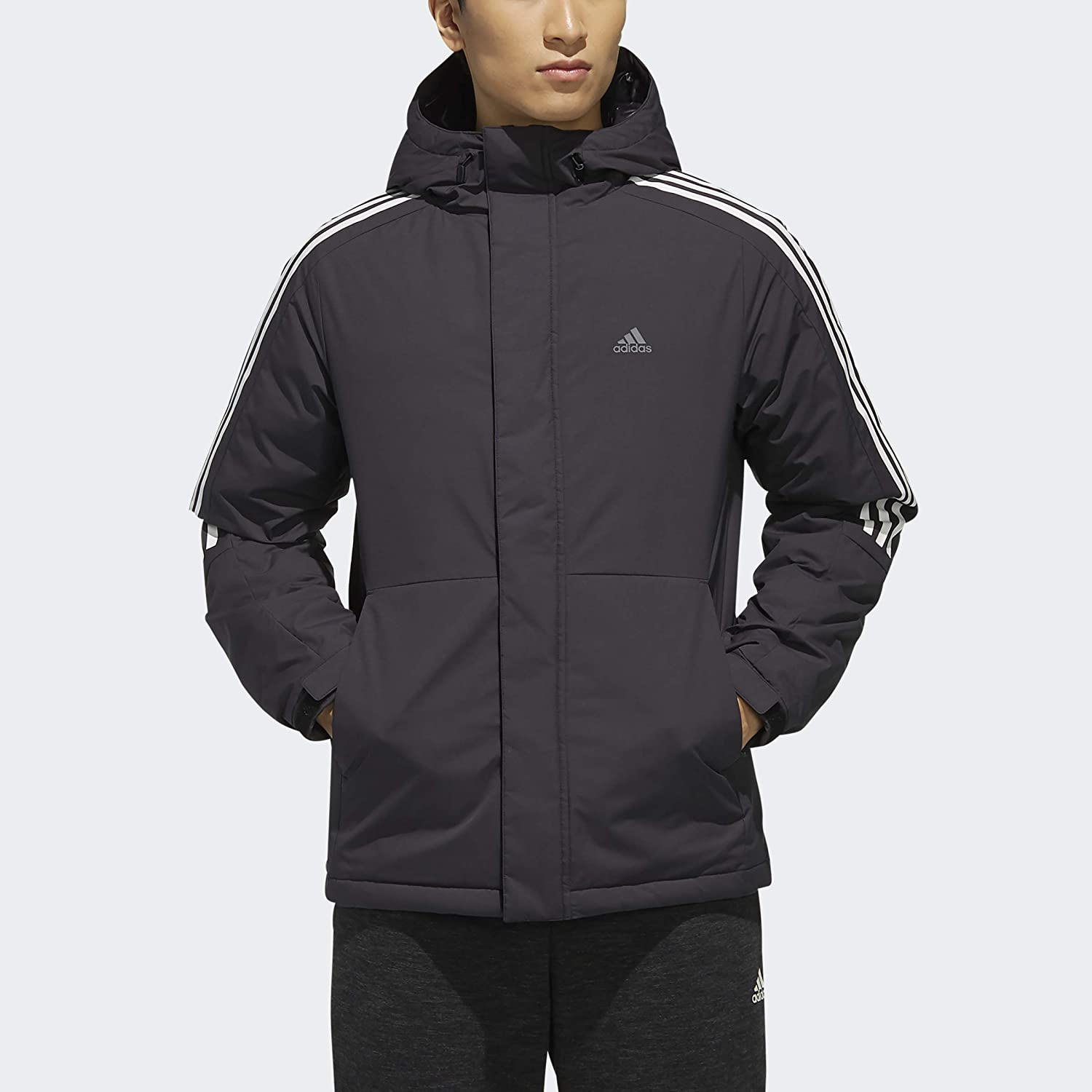 Image of adidas outdoor 3-Stripe Down Jacket Down & Down Alternative