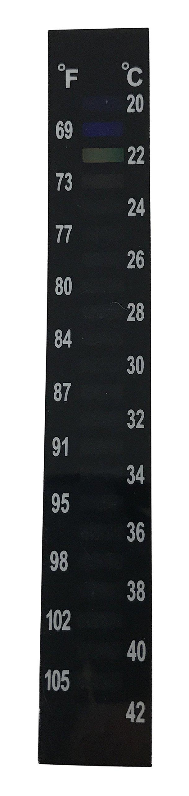 Penn Plax Reptile High Range Digital Thermometer