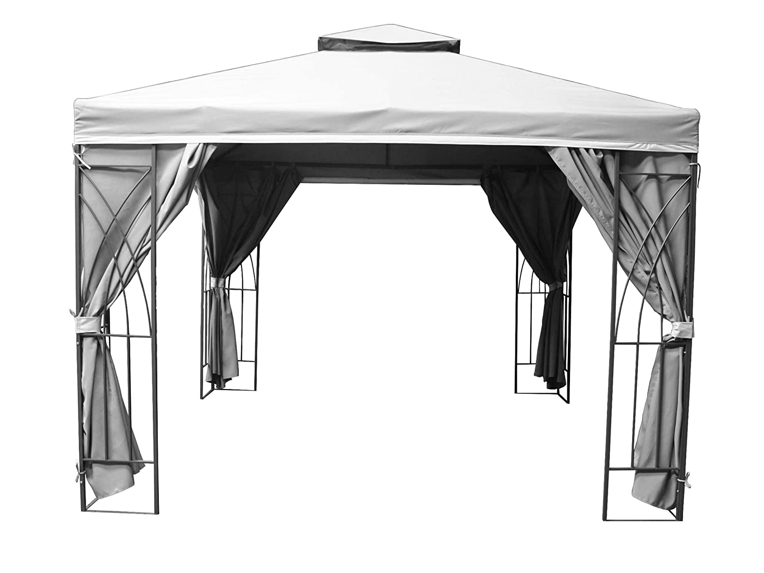 MASTERS OUTDOOR LEISURE LTD Gazebo Buckingham - Toldo Impermeable ...