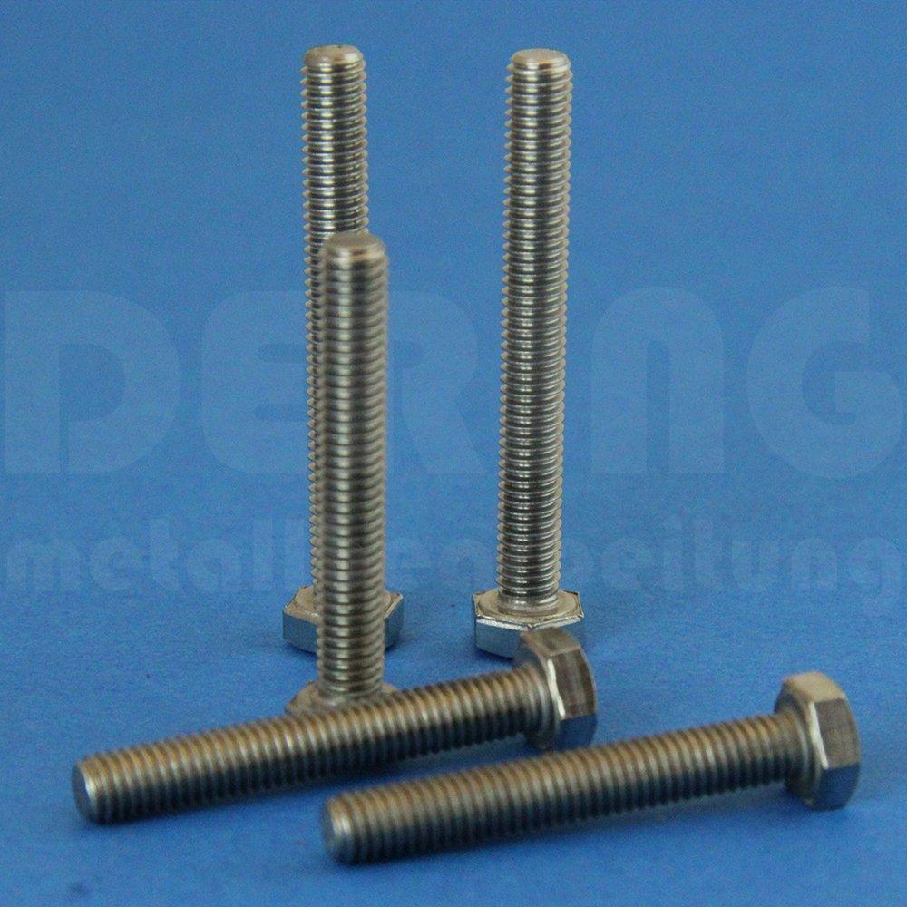Sechskantschrauben M16 X 60 DIN 933 Edelstahl A2 VPE = 5 St/ück