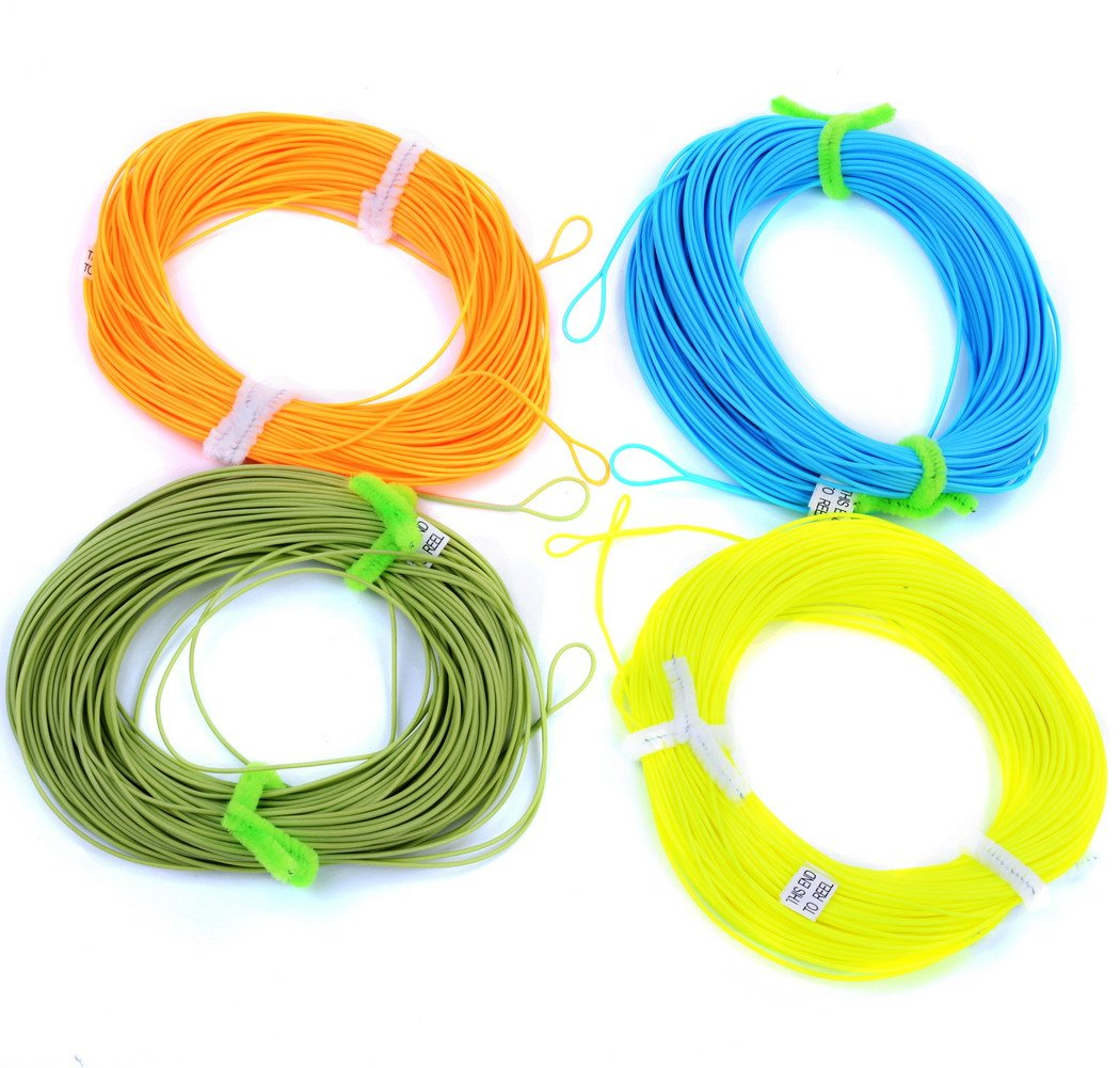 Aorace Fly Line Wf 2f 8f Weight Forward Floating Fishing Straight Wiring 50cc Atv With Double Welded