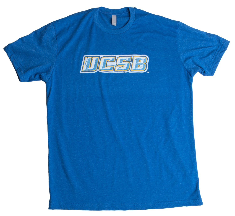 Uc santa barbara ucsb gauchos vintage style unisex t for T shirt printing santa barbara