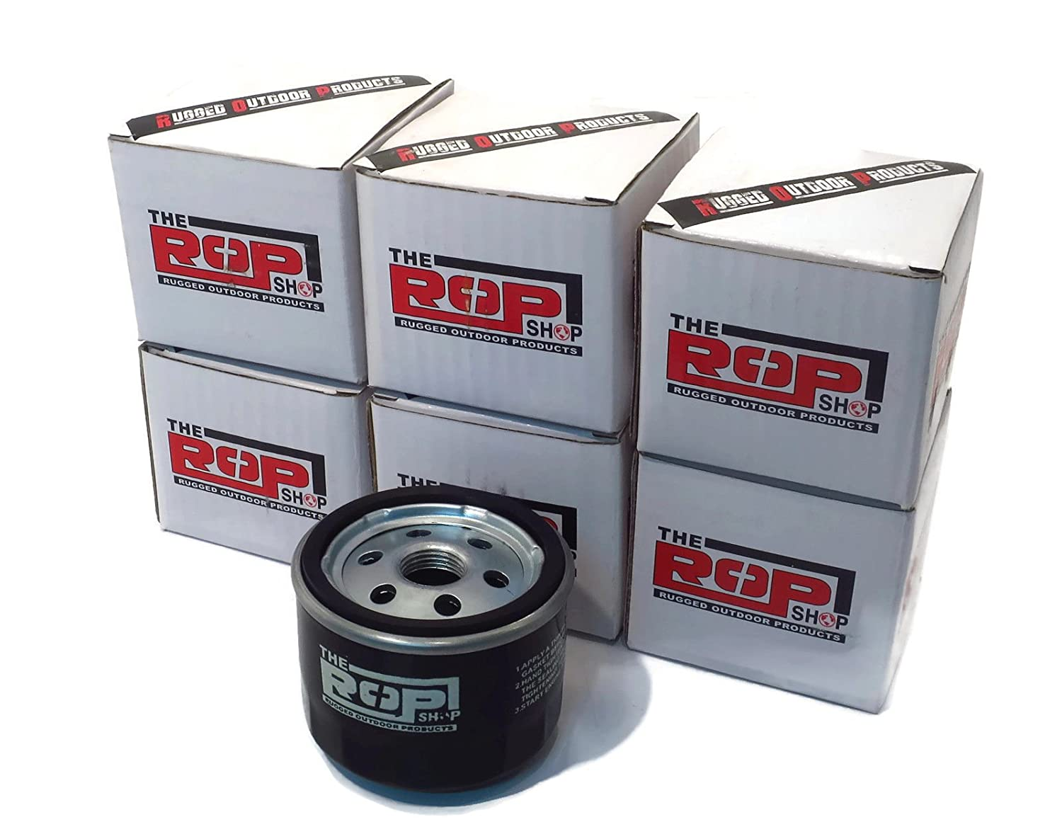 theropshop; TRYK23271302149631 Welironly New OIL FILTERS for Briggs /& Stratton // B/&S 492056 695396 696854 842921 6 ,#id