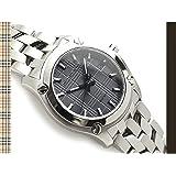 [BURBERRY]バーバリー レディース 腕時計 ニューヘリテージ【BU1851】グレー[並行輸入品]