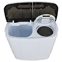 Zenny Portable Mini Twin Tub Washer Review