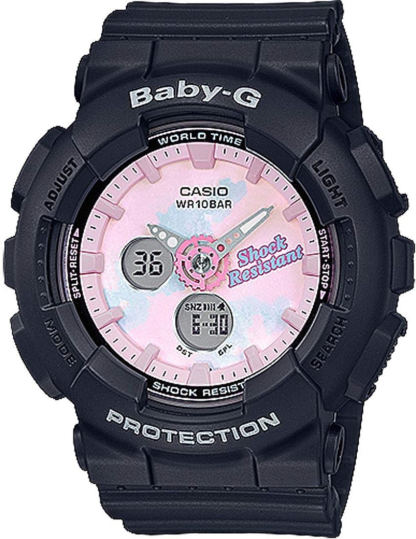 Baby-G by Casio Women's Analog-Digital BA120T Watch