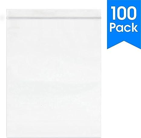 Amazon.com: Bolsas de cierre hermético (100 unidades ...
