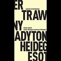 Adyton (Fröhliche Wissenschaft) (German Edition)