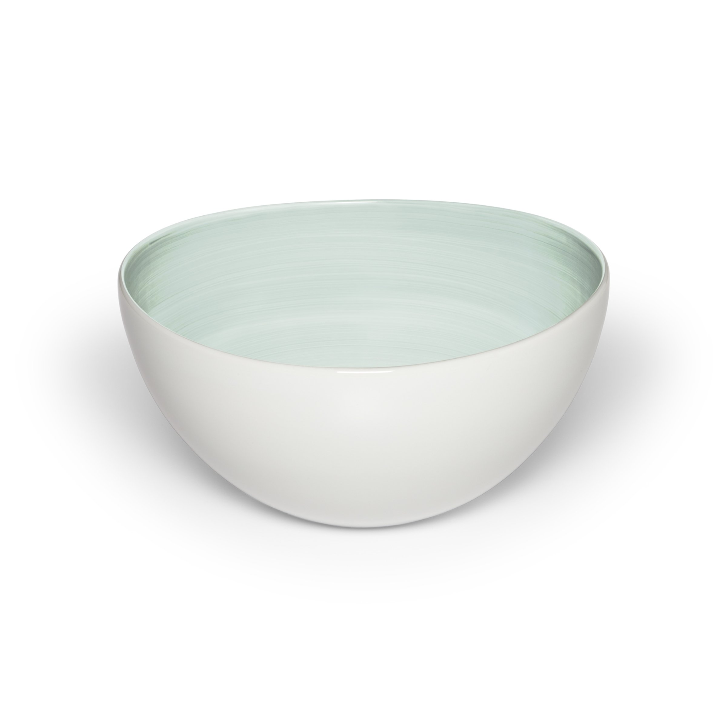 Mikasa Savona Teal Vegetable Bowl, 9-Inch