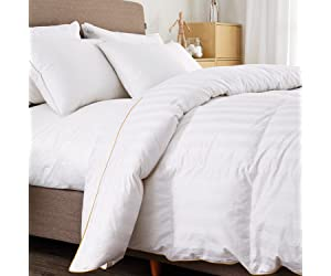 Puredown White Goose Down Comforter-600 Fill Power