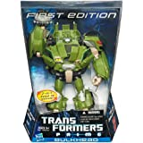 Bulkhead Transformers Prime Action Figure Voyager Class First Edition