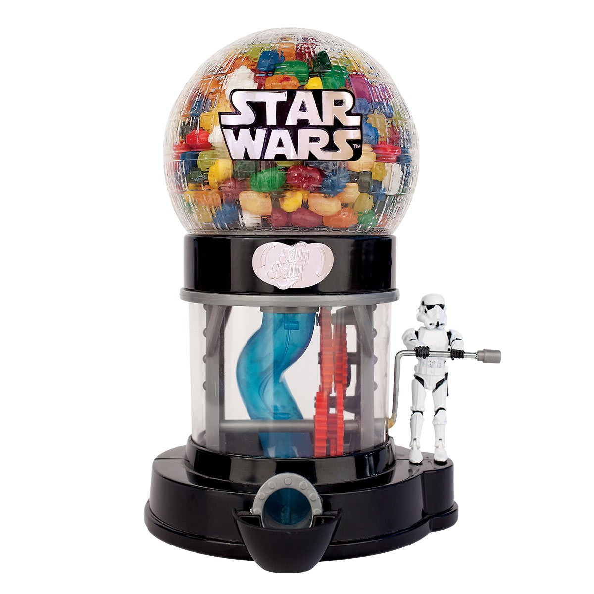 Amazon.com : Disneys Star Wars Candy Dispenser (includes 1-oz Jelly Belly JellyBeans) : Grocery & Gourmet Food