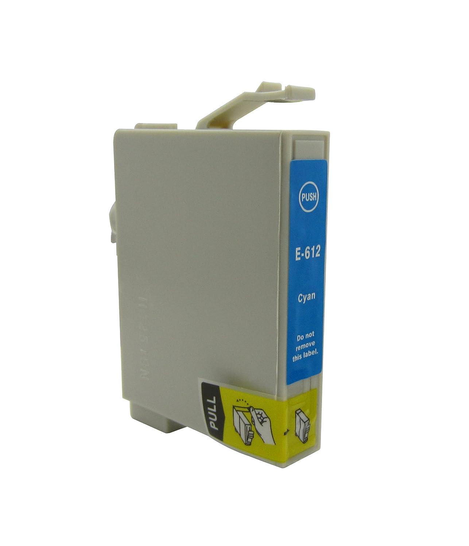 10 Multipack de alta capacidad Epson T0615 Cartuchos Compatibles 4 ...