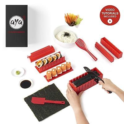 Kit para hacer sushi