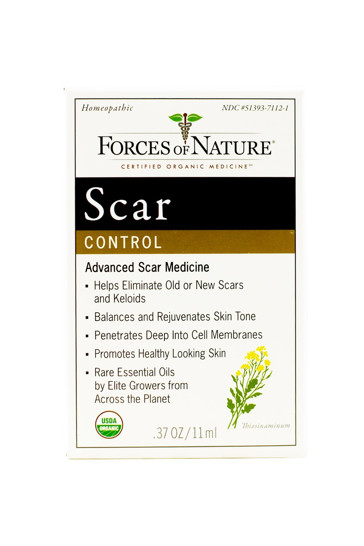 Forces of Nature Scar Control, 11 milliliters