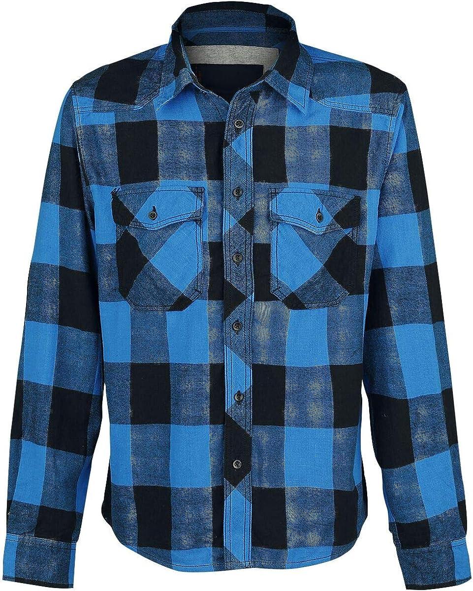 Camisa vintage Brandit Central City Check