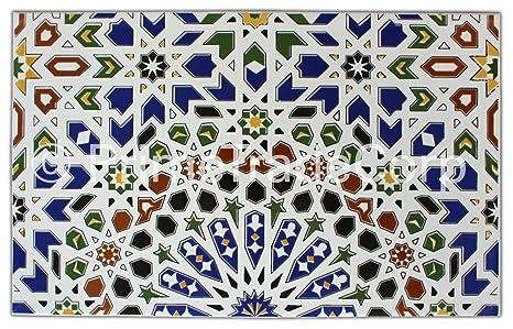 Marocchino mosaico scatola da 14 questo 100% garanzia soddisfatti