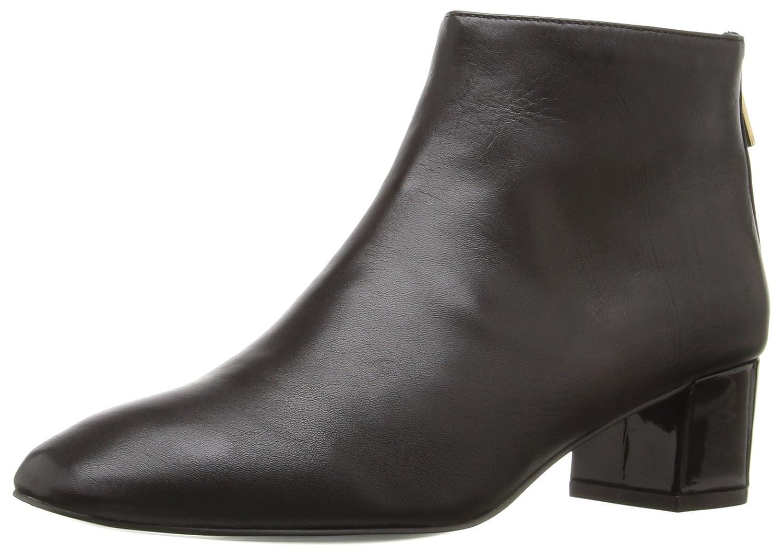 Nine West Women's Anna Ankle Bootie B01EY33XMK 6.5 B(M) US|Dark Brown