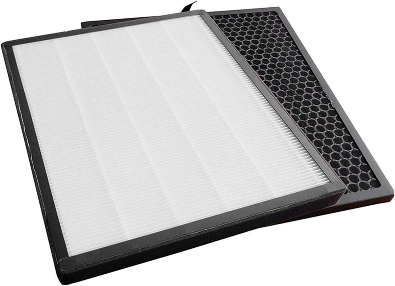 CHENJIAO Filtro purificador de Aire Filtro De Repuesto De Reemplazo Compatible Fit For Filtro Purificador De Aire Levoit LV-PUR131, Filtro Parte LV-PUR131-RF HEPA Y Carbón Activado Pre-Filtro