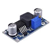 Hiletgo® 2PCS XL6009Boost modulo convertitore DC-DC regolabile LM2577auto Step Up modulo di alimentazione a energia solare