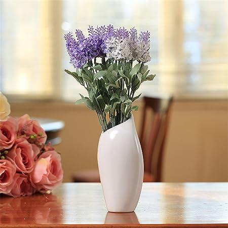 Artificial Lavender Flower Bouquet Floral Bunch Home Garden Wedding Party Decor