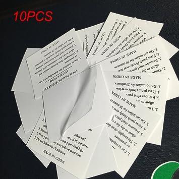 autocollants 10/pcs clair Patch de r/éparation Heavy Duty gonflable kit de r/éparation pour piscine Bague pi/èce de r/éparation
