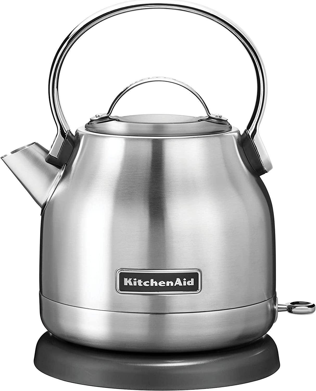 KitchenAid KEK1222SX 1.25-Liter Electric Kettle