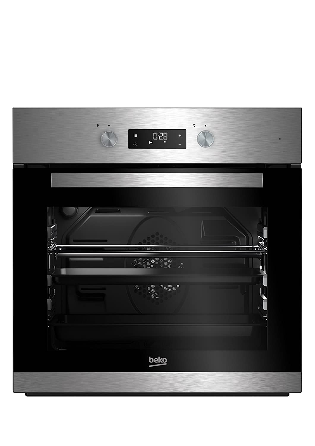 Beko BIM22305X Backofen (Elektro / Einbau) / 59, 4 cm / Simple Steam