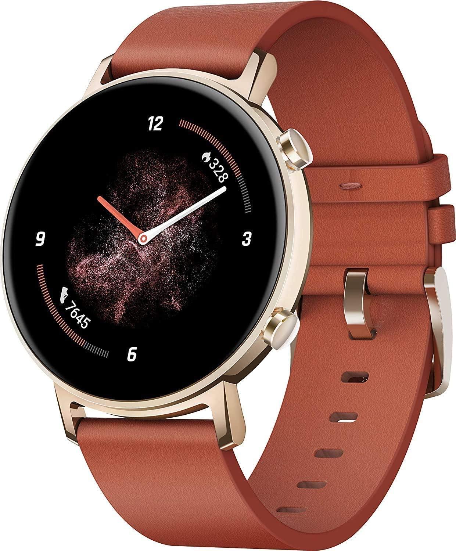Huawei Watch Gt 2 Smartwatch Chestnut Red Elektronik