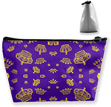 Royal Crowns - Estuche para lápices, Bolsa de cosméticos portátil para Viaje, Neceser de Playa: Amazon.es: Equipaje