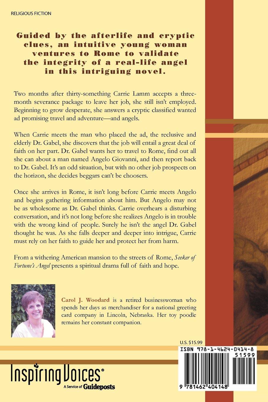 Seeker Of Fortunes Angel Carol J Woodard 9781462404148 Amazon