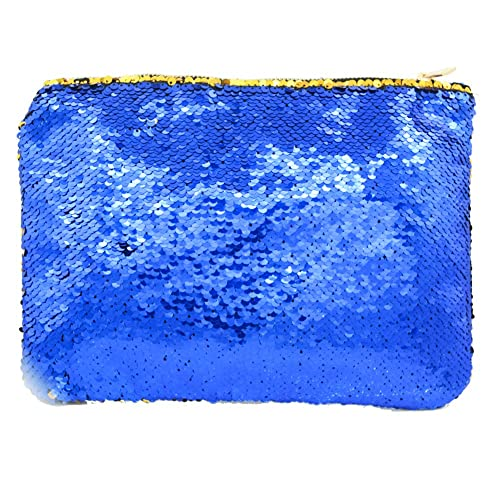 Image Unavailable. Image not available for. Color  Magibag DIY Mermaid  Sequin Cosmetic Bag Magic Glitter Handbag Bling Evening Party ... e94d802fd1a9