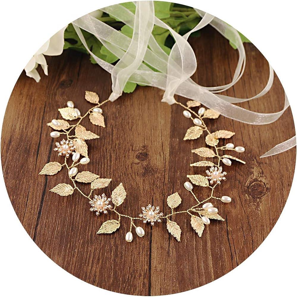 Azaleas Wedding Sash Bridal Belts Golden Leaves and Flowers Sash for Wedding Bridal Sash Wedding Belt for Wedding