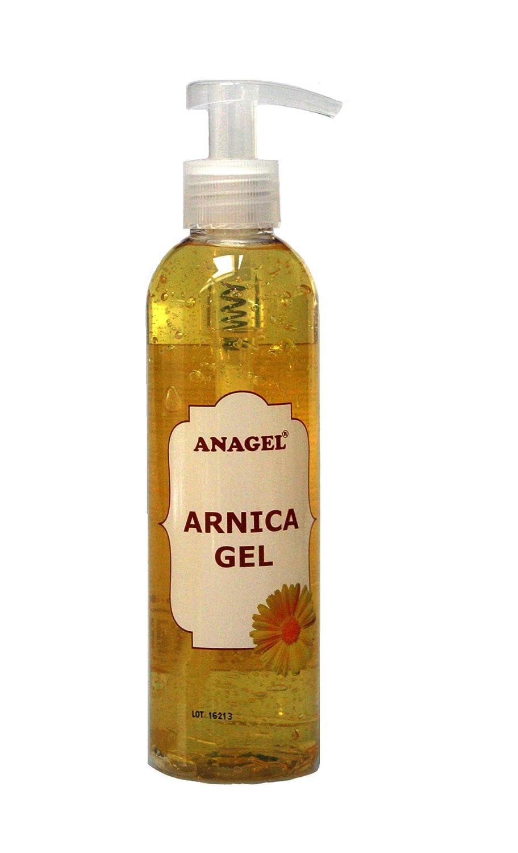 Anagel Arnica Gel with Pump Dispenser 250 ml ARGEL250