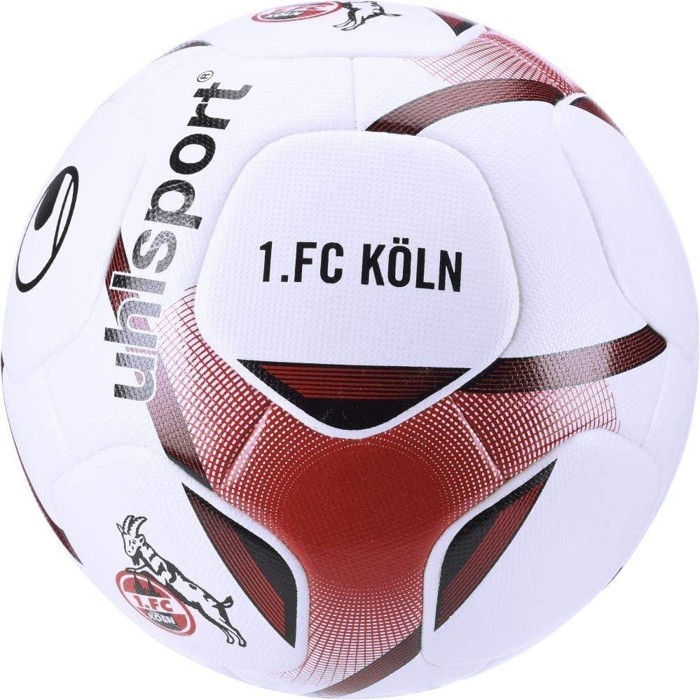 Uhlsport FCK 1 - Balón de fútbol FC Köln - Balón de fútbol de ...