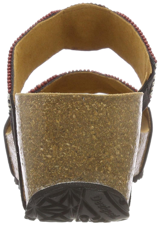 78d46d12a4 Desigual Women's Shoes_Cycle Africa Bn Flatform Sandals: Amazon.co ...
