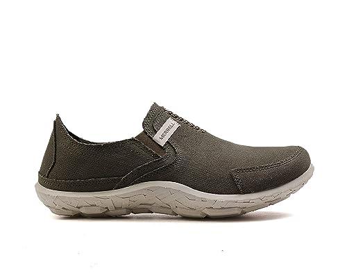 484898cadb Amazon.com | Merrell Men's Slipper Fashion Sneaker | Slippers