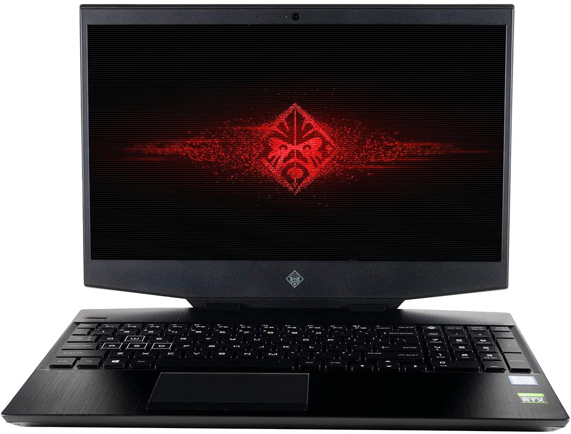 "CUK HP Omen 15t Gaming Laptop (Intel i7-9750H, 32GB RAM, 2TB NVMe SSD + 2TB HDD, NVIDIA GeForce RTX 2070 8GB Max-Q, 15.6"" FHD 240Hz IPS, Windows 10 Home) Gamers Notebook Computer"