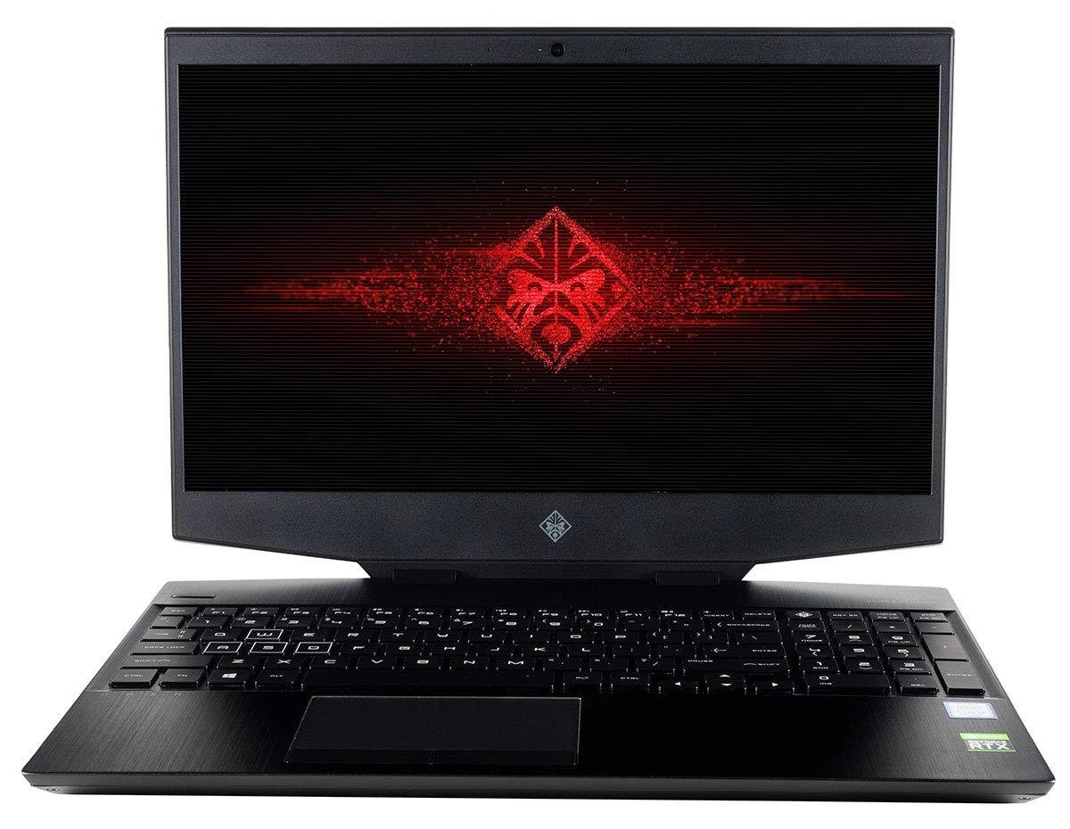 CUK Omen 15t Gaming Laptop Intel i9-9880H, 64GB RAM, 2TB NVMe SSD 2TB HDD, NVIDIA GeForce RTX 2080 8GB Max-Q, 15.6 4K UHD, Windows 10 Home Gamers Notebook Computer