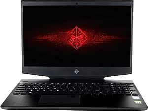 "CUK HP Omen 15t Gaming Laptop (Intel i9-10885H, 64GB RAM, 1TB NVMe SSD + 2TB HDD, NVIDIA GeForce RTX 2080 Super 8GB Max-Q, 15.6"" FHD 300Hz IPS, Windows 10 Home) Gamer Notebook Computer"
