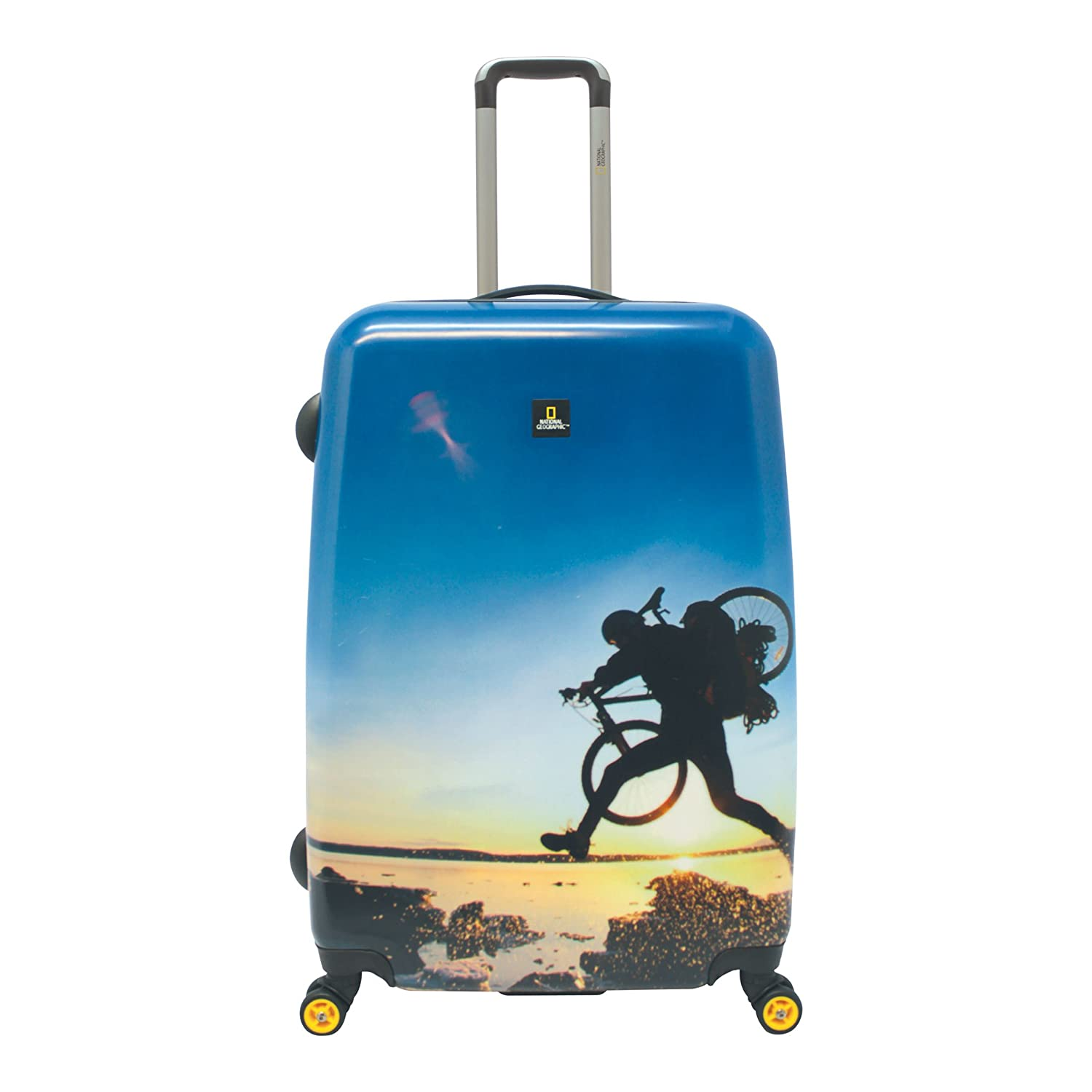 National Geographic Adventure of Life X-Biker 4-Rollen Trolley 78 cm