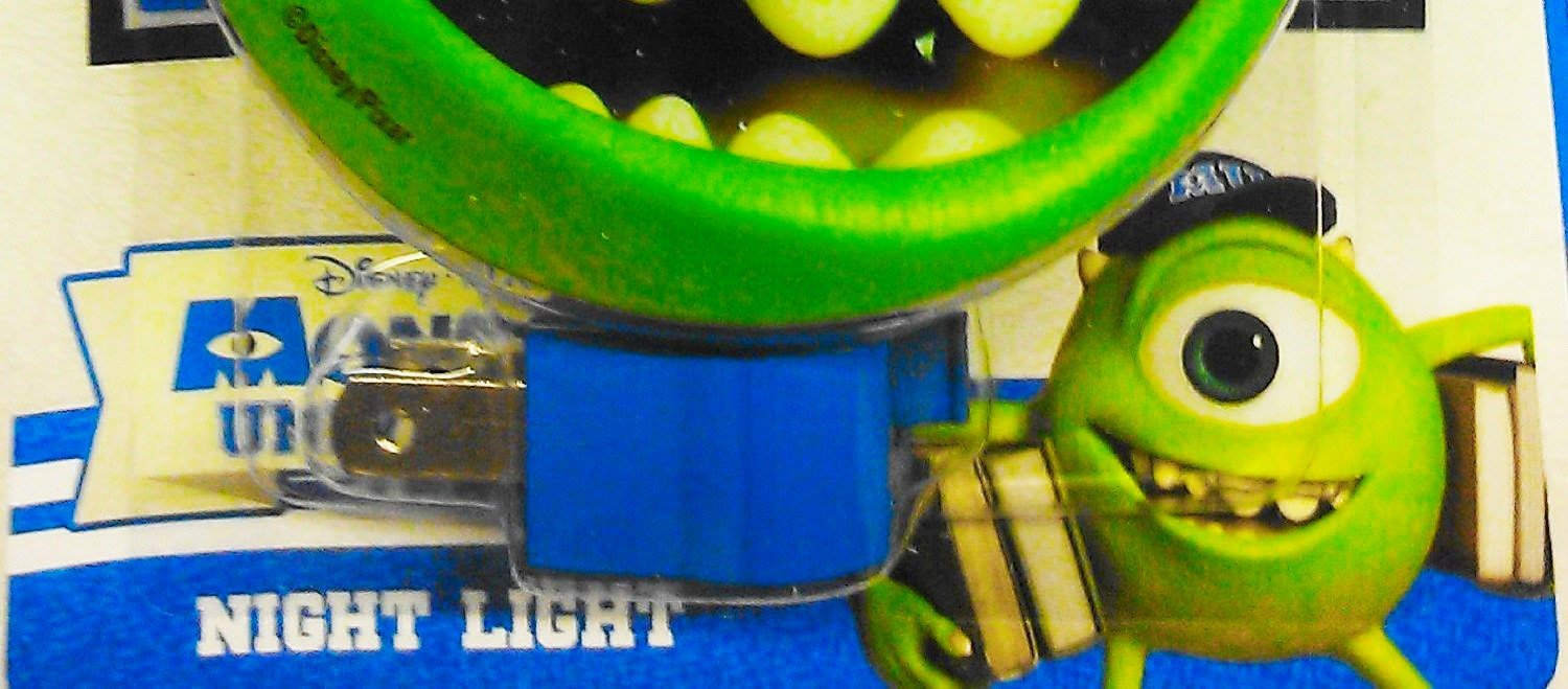 Disney Monsters University Night Light Image 3