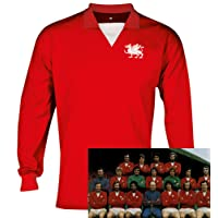 Leyton Orient Football Club Retro Home Shirt