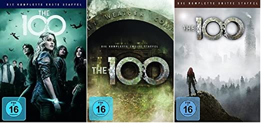 The 100 Staffel 123 1 3 Dvd Set Amazonde Bob