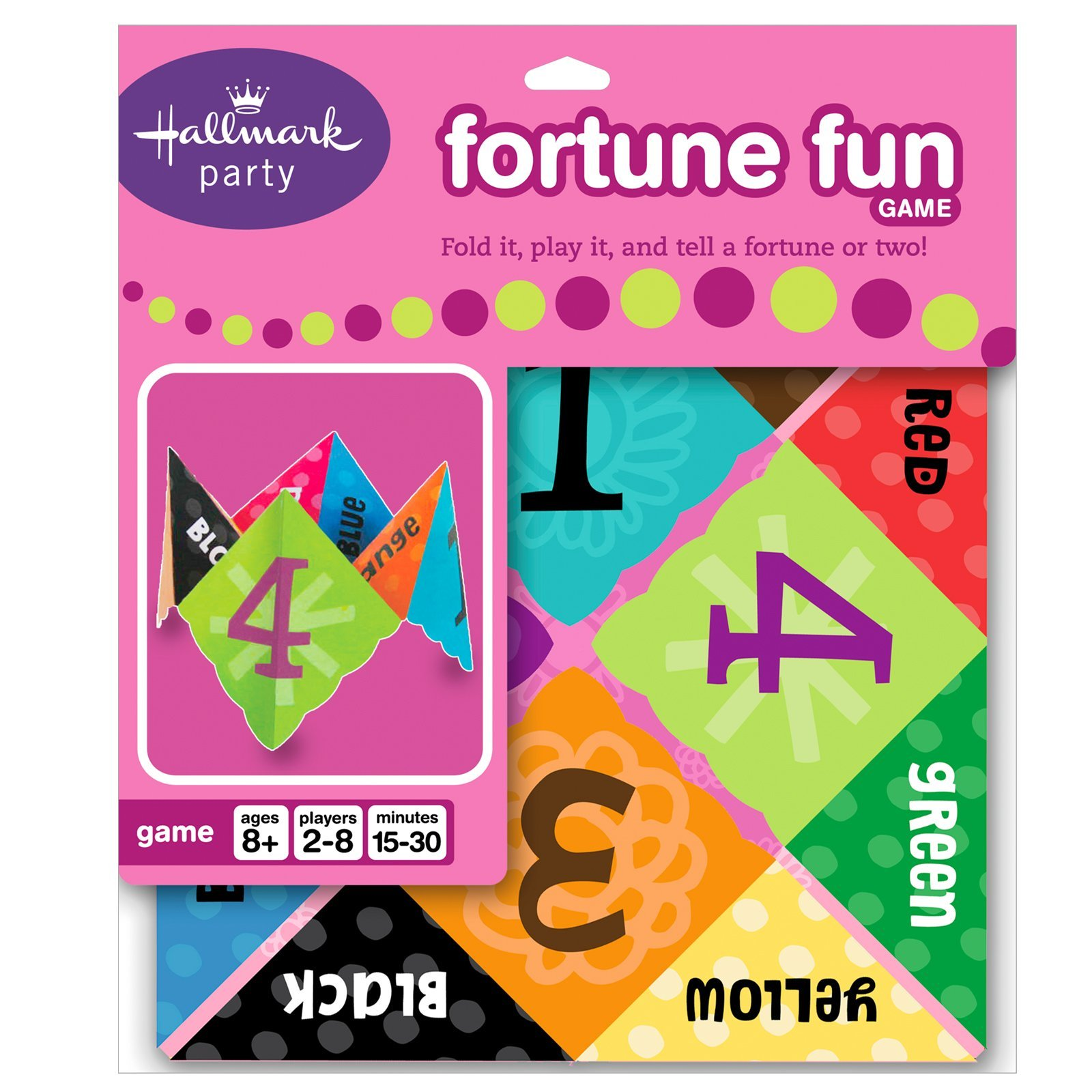 Fortune Fun Game Party Accessory