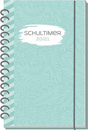 Trötsch Schülerkalender Spot 2020//2021 Taschenbuch Schülerkalender Flexi Deutsch
