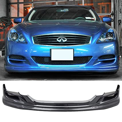 Amazon Front Bumper Lip Fits 2008 2010 Infiniti G37s Coupe