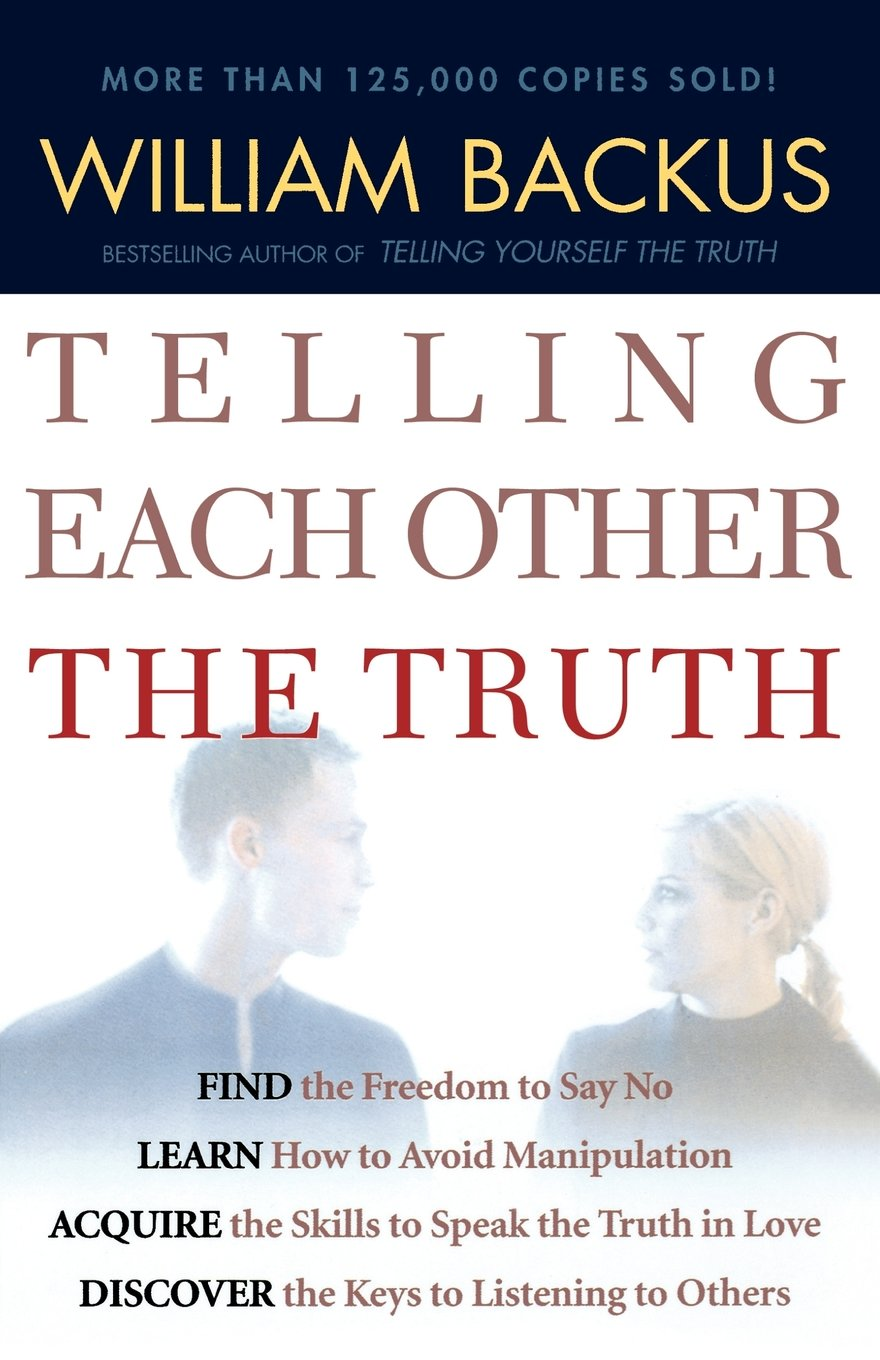 Amazon com telling each other the truth 9780764201578 william backus books