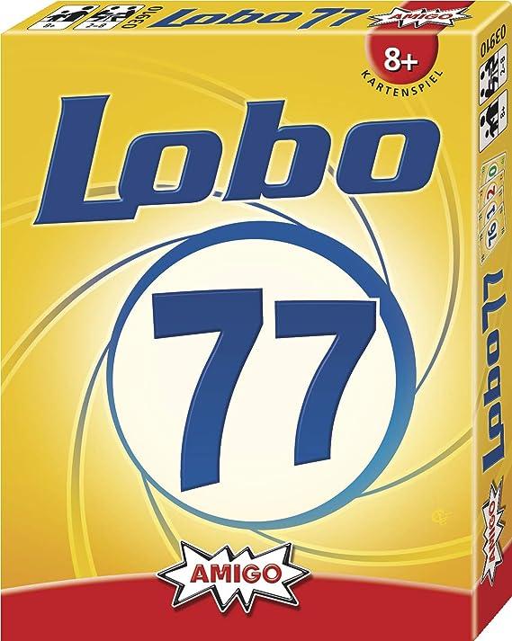 Amigo Spiele 3910 - Lobo 77: Amazon.es: Electrónica